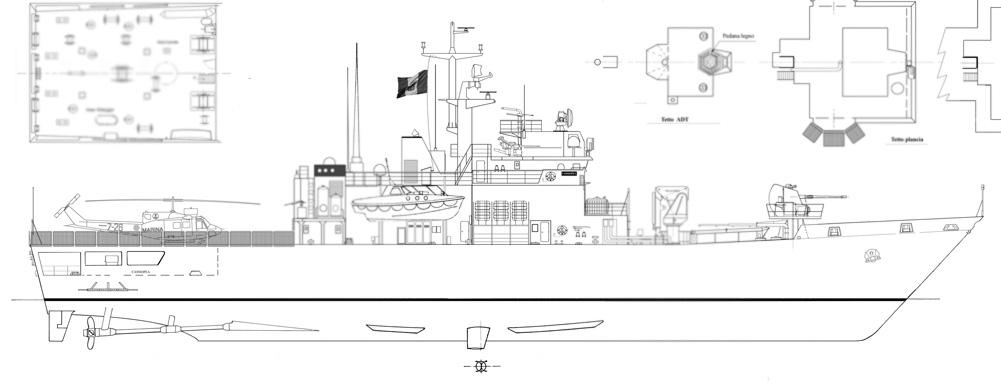 0795 pattugliatori classe costellazioni l f t 80 70 1 for Piano di costruzione online