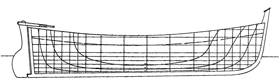 0816 gozzo a vela l f t 6 24 m 1 10 associazione for Piano di costruzione online