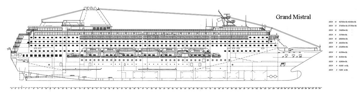 1725 grand mistral l f t 216 0 1 250 associazione for Costa pacifica piano nave
