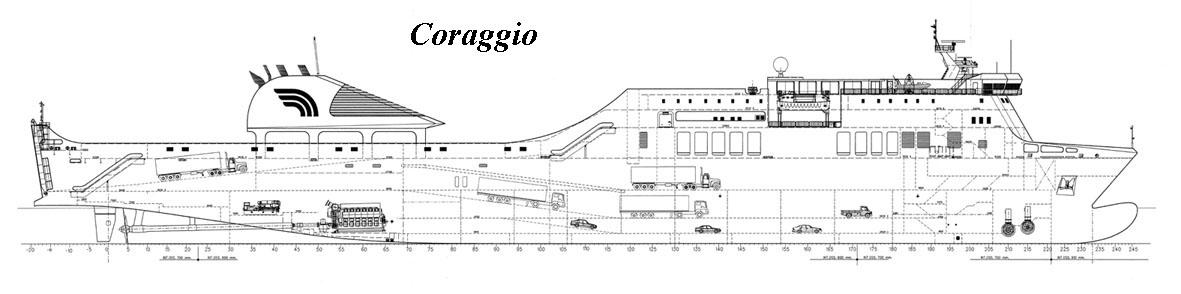 1728 coraggio l f t 199 14 m scala 1 200 associazione for Piano di costruzione online